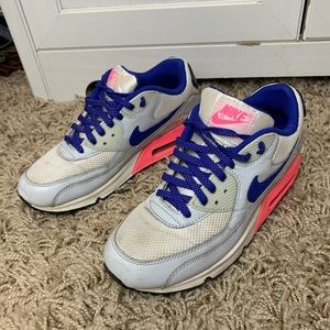 Nike Air Max 90 Preowned Size 6Y Womens 7.5
